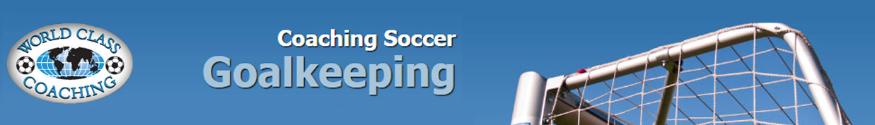 Coaching Soccer Goalkeeping