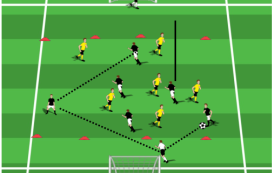 Keepers Receiving to Feet